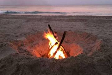 Bonfire Beach Bash
